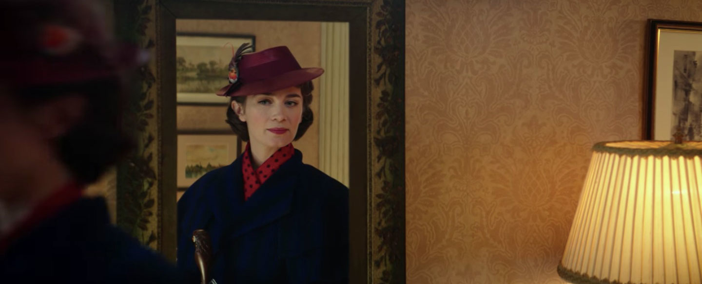 Heres the Delightful First Trailer for Mary Poppins Returns forecast