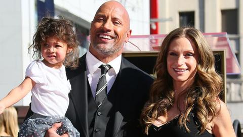 Dwayne The Rock Johnson And Girlfriend Lauren Hashian Are