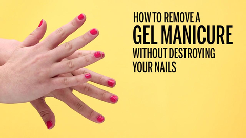 Shellac VS Gel: What's The Difference + Best?