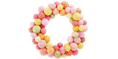 Pink, Colorfulness, Pattern, Font, Magenta, Circle, Sweetness, Creative arts, Bracelet, Sphere,