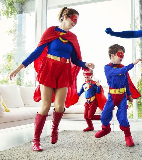 Mom Superhero