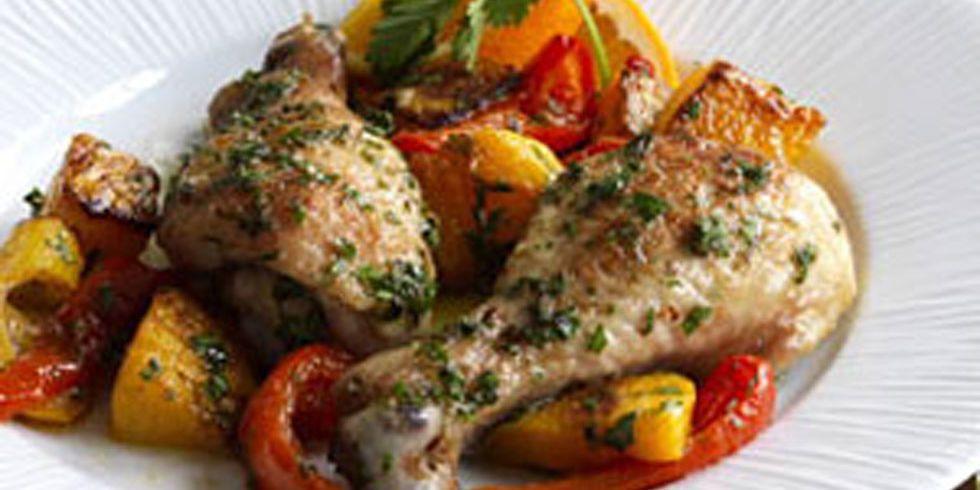 Cuban Chicken Amp Vegetables Chicken Recipes