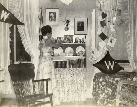 See How Much College Dorm Rooms Have Changed Over The Past