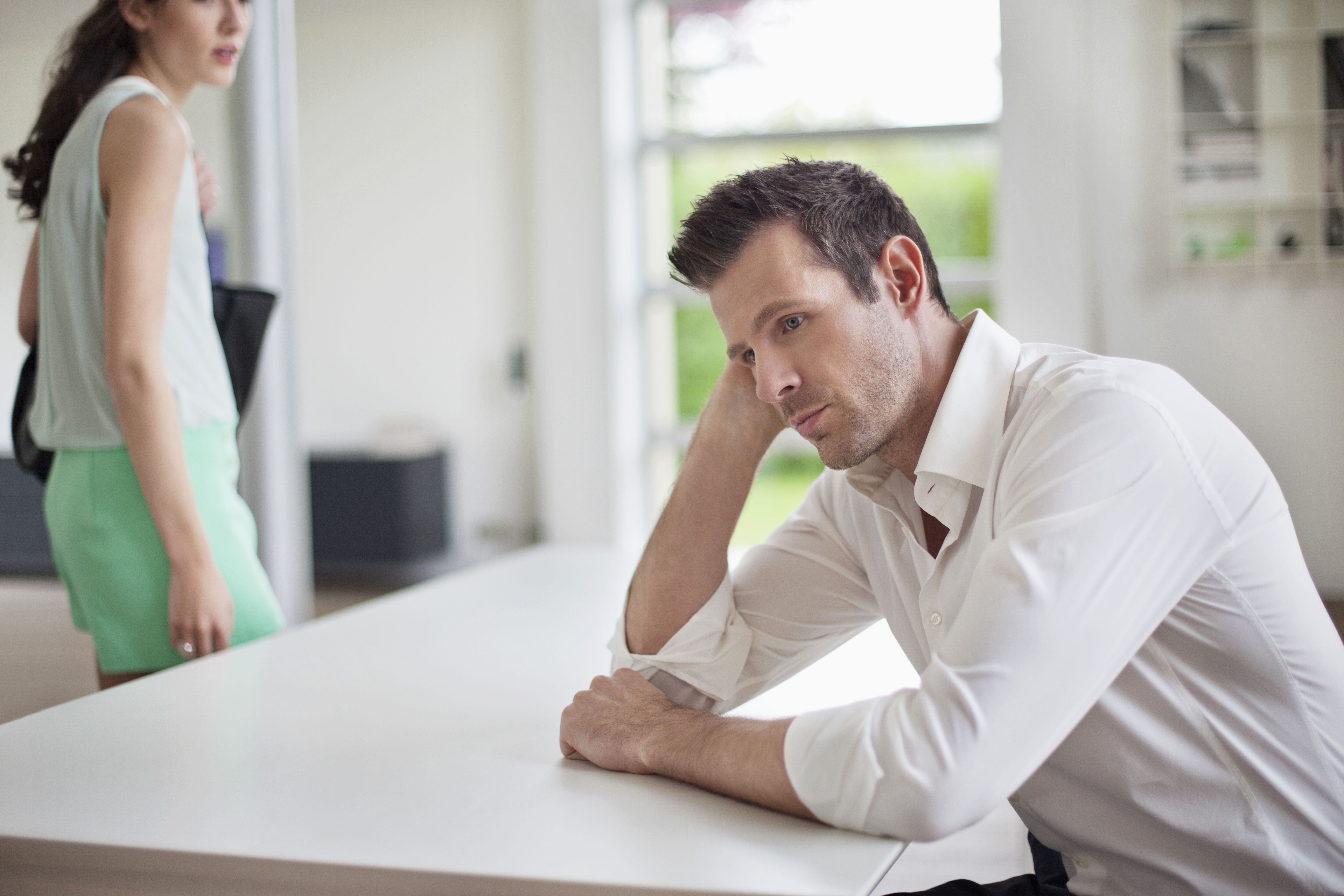 Signs your partner is depressed