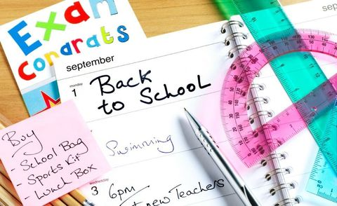Back to School Chaos