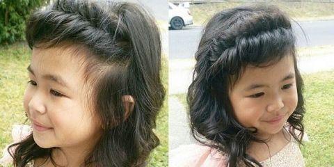 10 Cute Back To School Hairstyles For Kids Easy School Hairstyles