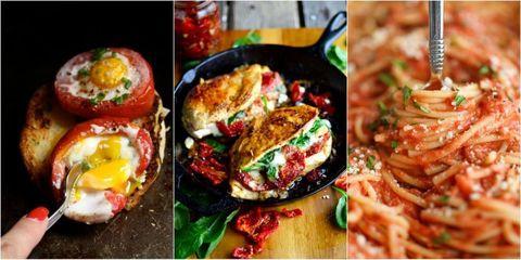 Food, Ingredient, Cuisine, Dish, Recipe, Kitchen utensil, Meal, Meat, Cooking, Comfort food,