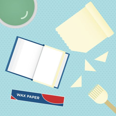 Toothbrush, Frozen dessert, Kitchen utensil, Paper, Paper product, Ice cream cone, Dessert, Cone, Brush, Stationery,