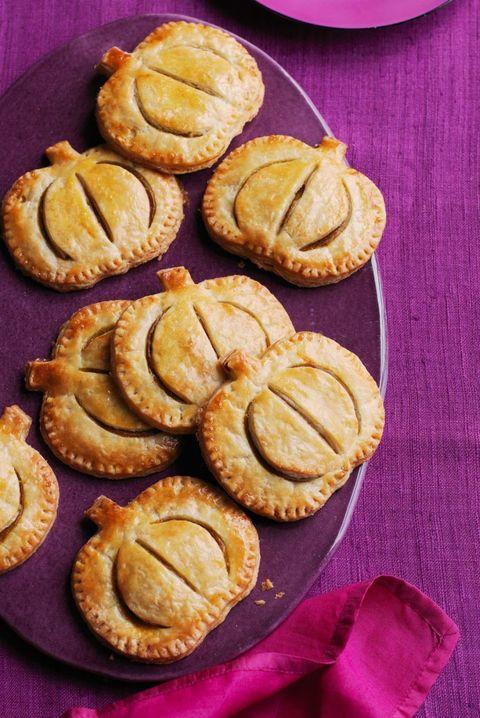 pumpkin hand pies thanksgiving dessert