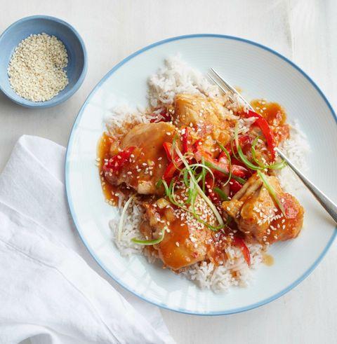 gluten free recipes Sesame Chicken