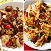 Food, Cuisine, Dish, Recipe, Tableware, Plate, Side dish, Fast food, Ingredient, Comfort food,