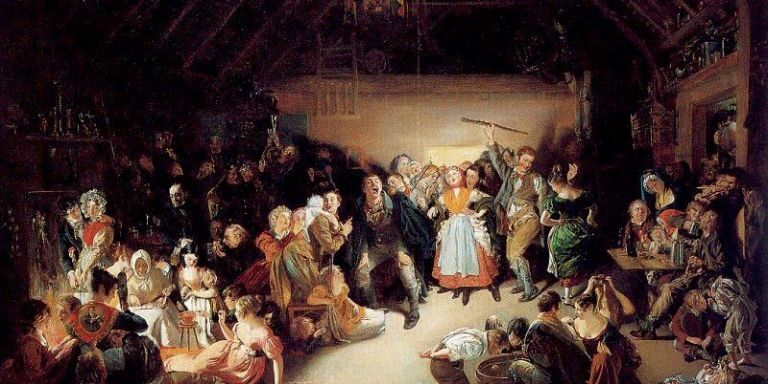 8 Lost Halloween Traditions - Fun Halloween Historical Facts
