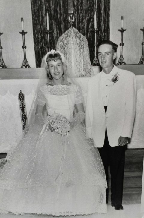 Jean and Daniel Terry at their wedding day