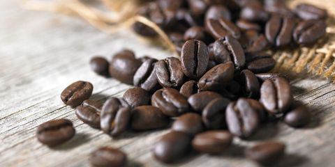 Brown, Ingredient, Seed, Close-up, Java coffee, Jamaican blue mountain coffee, Kona coffee, Single-origin coffee, Produce, Caffeine,