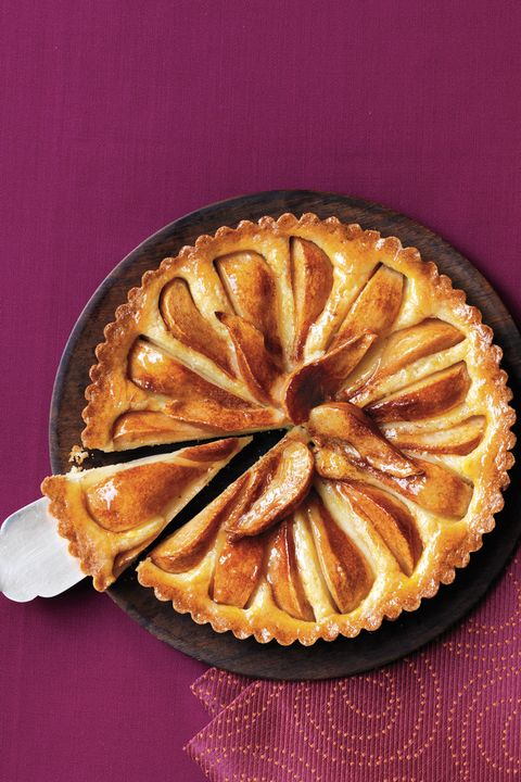 Pear Tart Thanksgiving Dessert