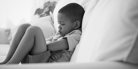 Ear, Comfort, Child, Baby & toddler clothing, Toddler, Baby, Monochrome photography, Sleep, Black-and-white, Portrait photography,
