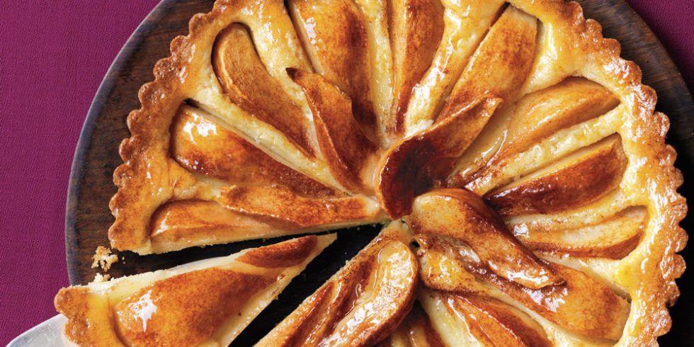 Pear Tart Recipe – Dessert Recipes at WomansDay.com