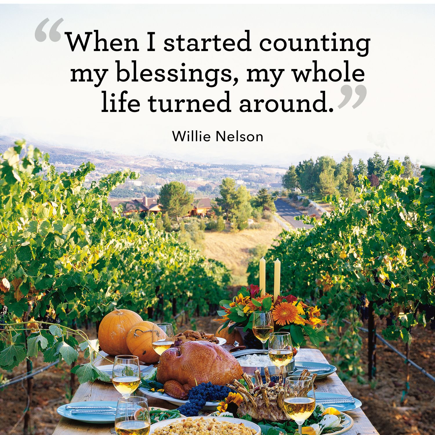 Natural Life Quotes 10 Best Thanksgiving Quotes  Meaningful Thanksgiving Sayings