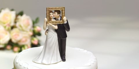 Cake, Cuisine, Dessert, Baked goods, Ingredient, Food, Toy, Cake decorating, Dress, Bridal clothing,