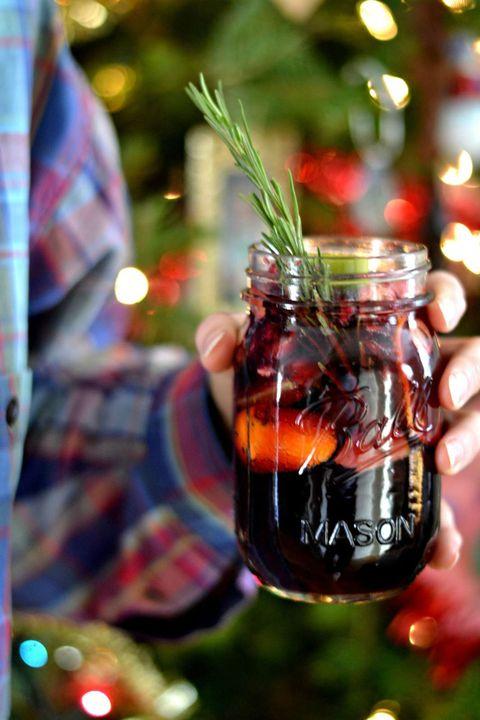 Christmas Cocktail Winter Sangria