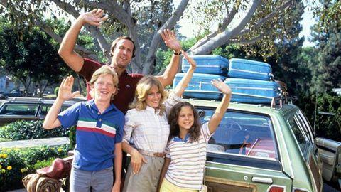 Smile, Hand, Summer, Trunk, Family car, Classic car, Automotive luggage rack, Automotive carrying rack, Laugh, City car,