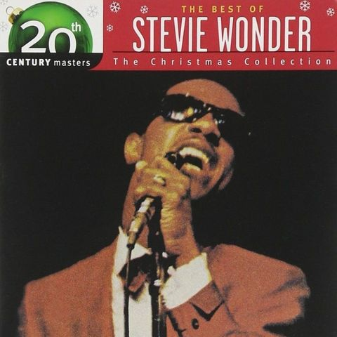 best christmas albums the best of stevie wonder the christmas collection 20th century masters
