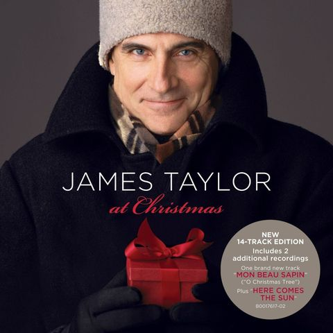 best christmas albums james taylor at christmas - Best Selling Christmas Albums