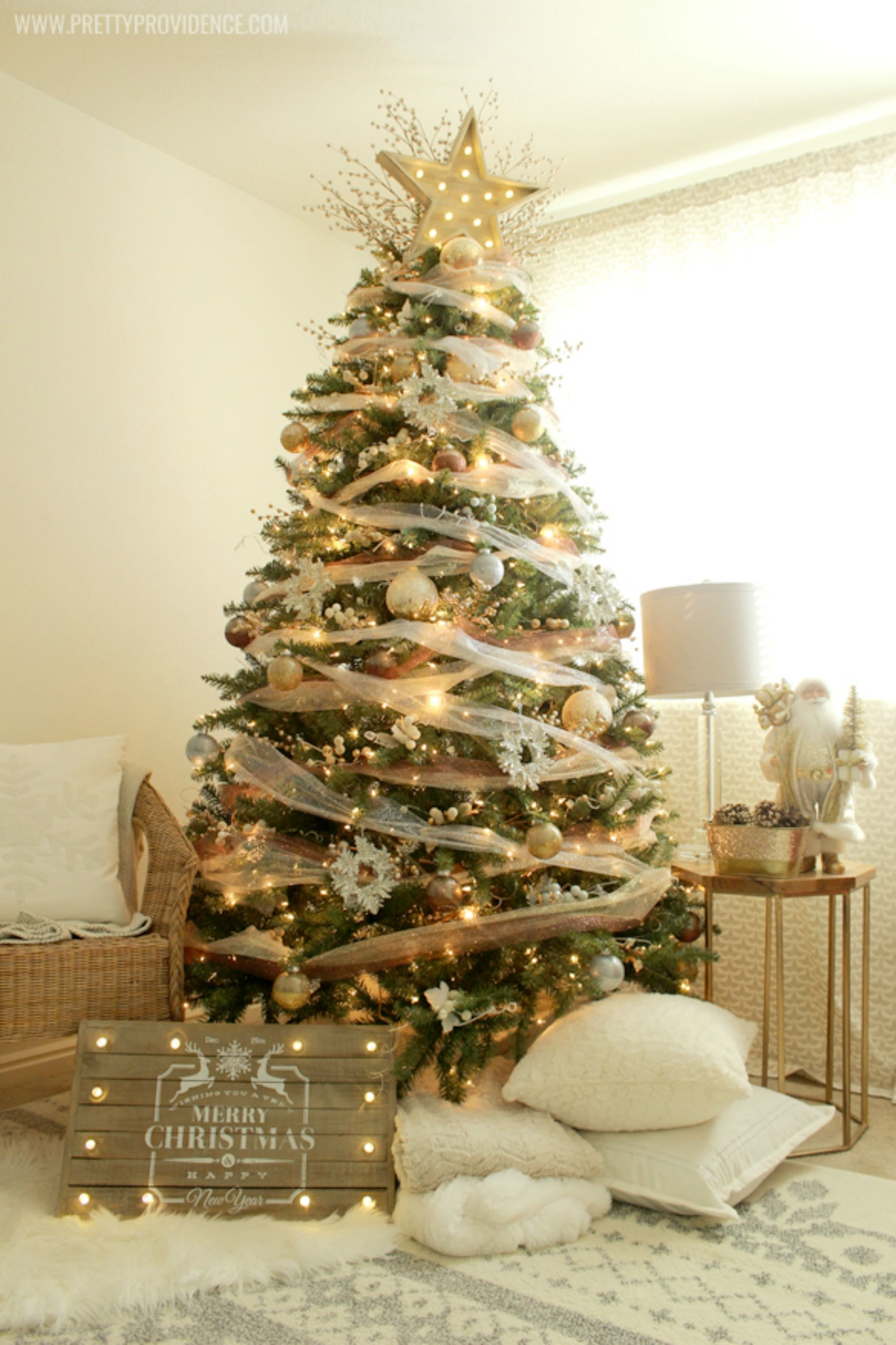 decorate christmas tree makes decor to and decoration bakes how a