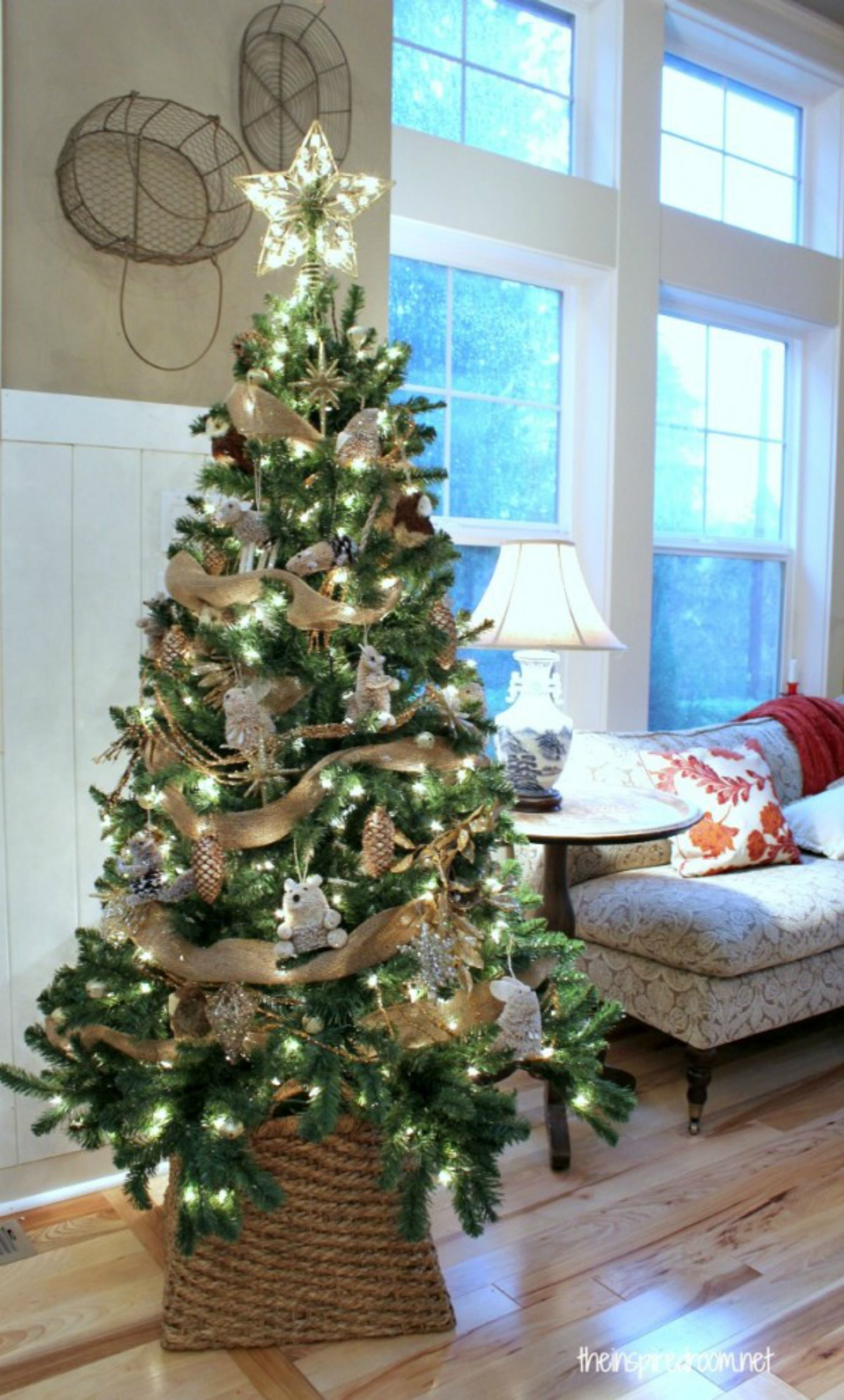 33 Unique Christmas Tree Decoration Ideas Pictures Of Decorated Christmas Trees