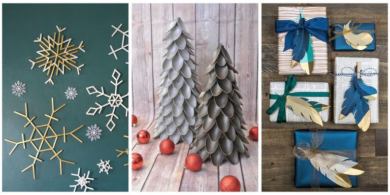 55 easy christmas crafts simple diy holiday craft ideas projects get your creative juices flowing this holiday season solutioingenieria Choice Image