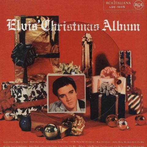 best christmas albums elvis christmas album - Best Selling Christmas Albums