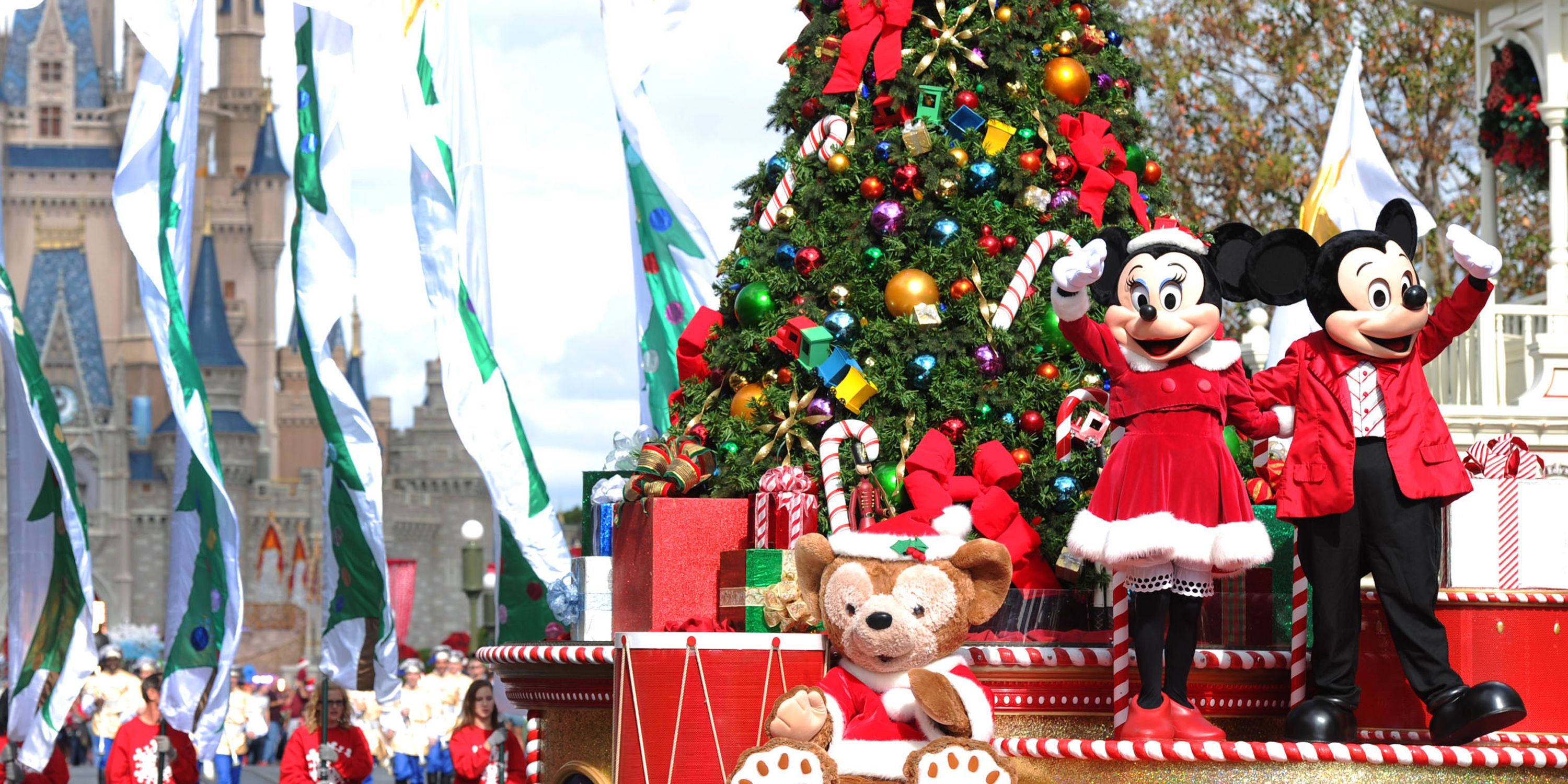 disney world at christmas how to plan a disney vacation over the holidays