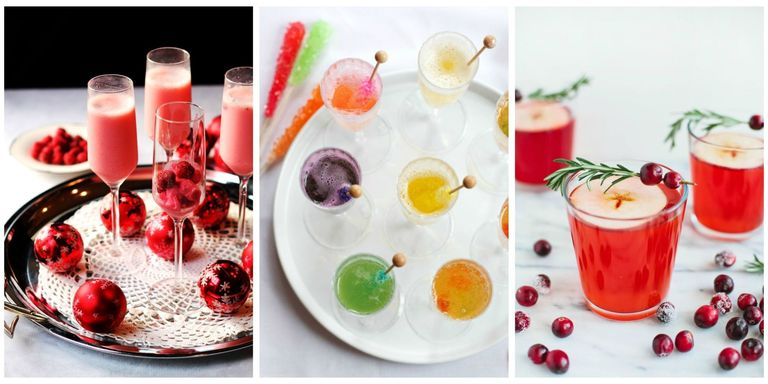 16 non alcoholic christmas drinks recipes for holiday for Christmas cocktail decorations