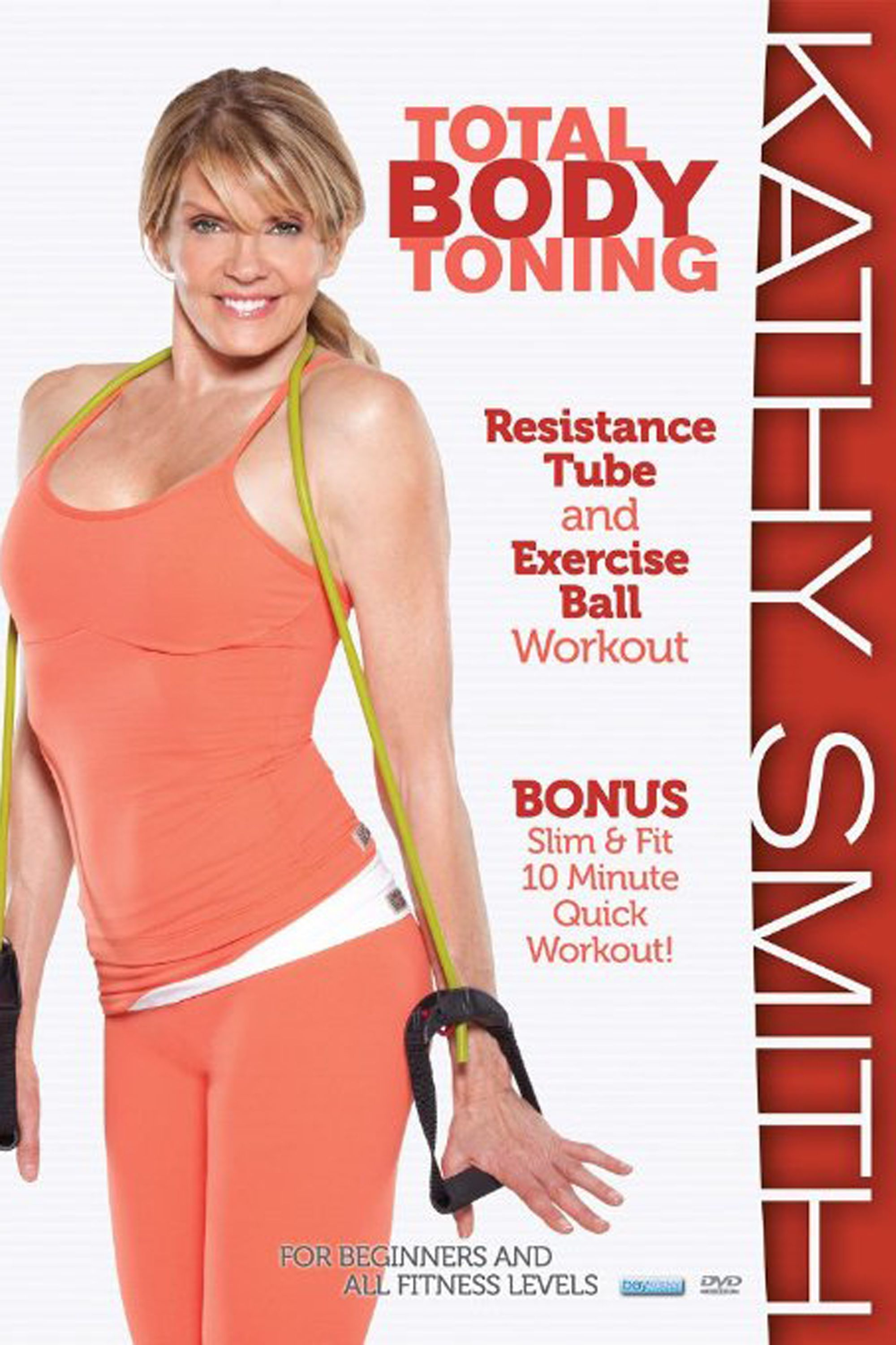 Best Workout DVDs - Kathy Smith: Total Body Toning