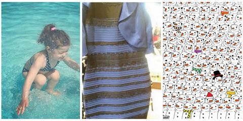 Clothing, Blue, Textile, Photograph, Summer, Swimwear, Pattern, Aqua, Dress, Colorfulness,