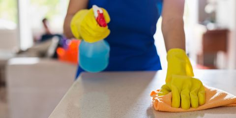 Kitchen Cleaning Checklist - How to Clean a Kitchen