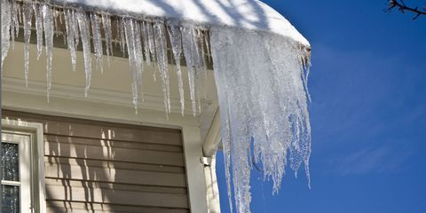 Icicle, Blue, Ice, Freezing, Winter, Snow, Material property,