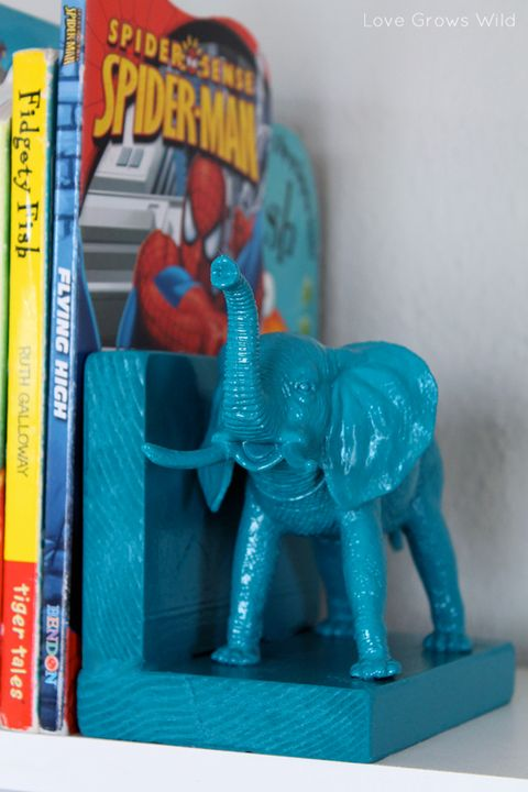 Elephant, Blue, Elephants and Mammoths, Vertebrate, Indian elephant, Toy, Teal, Electric blue, African elephant, Sculpture,