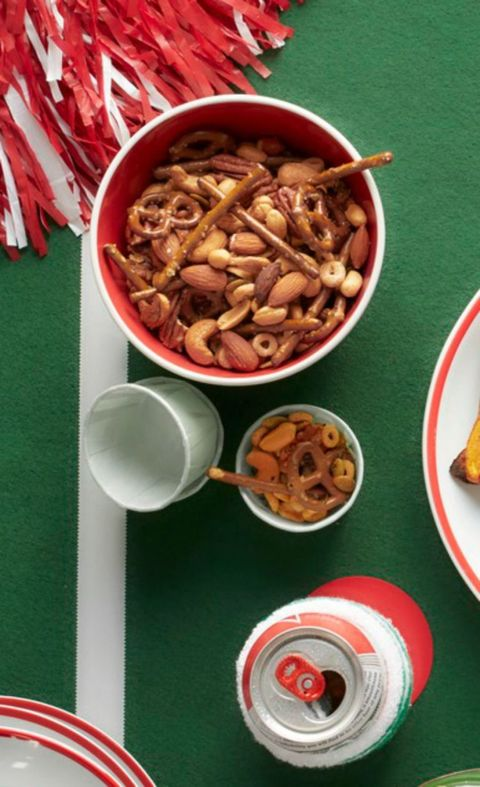 healthy snacks - Snack Mix