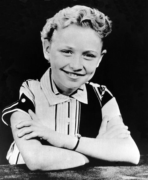 Country singer Dolly Parton poses for a portrait in circa 1955 in Tennessee.