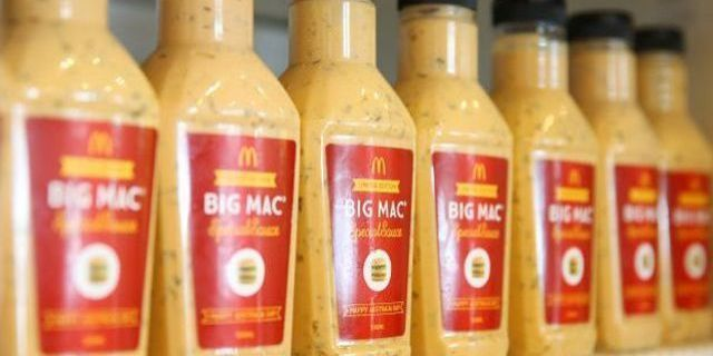 McDonald's Secret Sauce - Big Mac Sauce Recipe