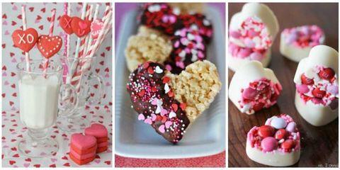 Heart Desserts