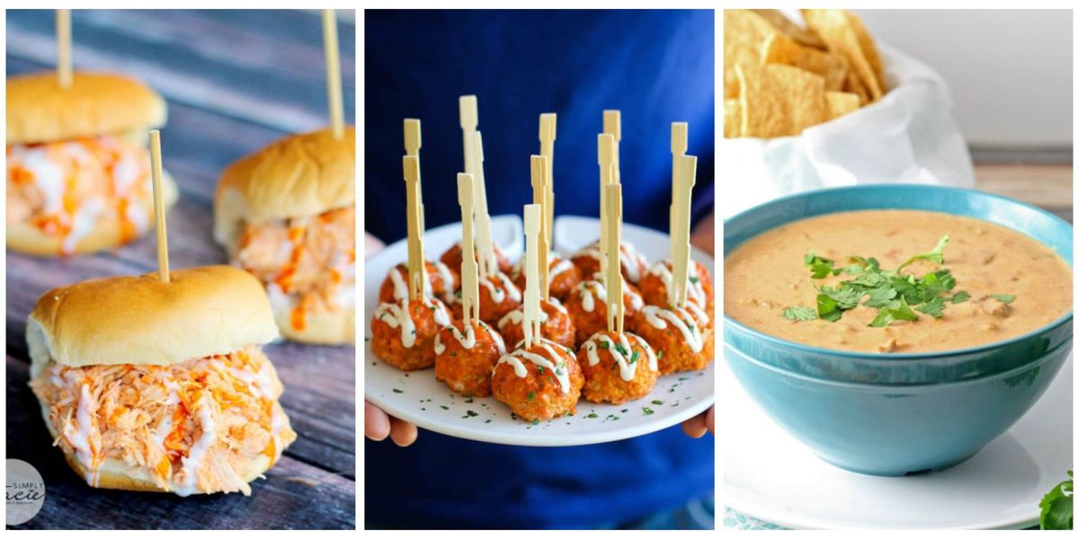 25 Super Bowl Appetizers You Can Make In Your Slow Cooker