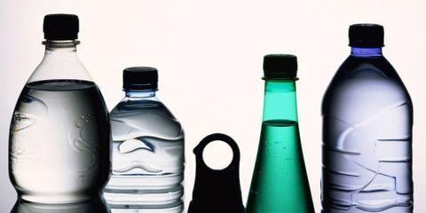 Liquid, Bottle, Plastic bottle, Drinkware, Fluid, Bottle cap, Cobalt blue, Plastic, Tints and shades, Cylinder,