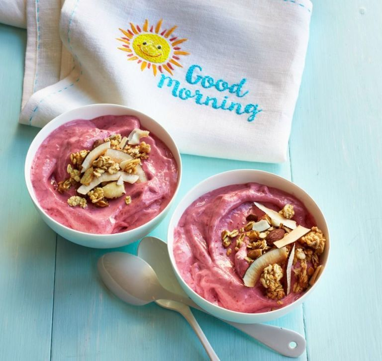 Smoothie Bowls | Easy Healthy Recipes for Kids