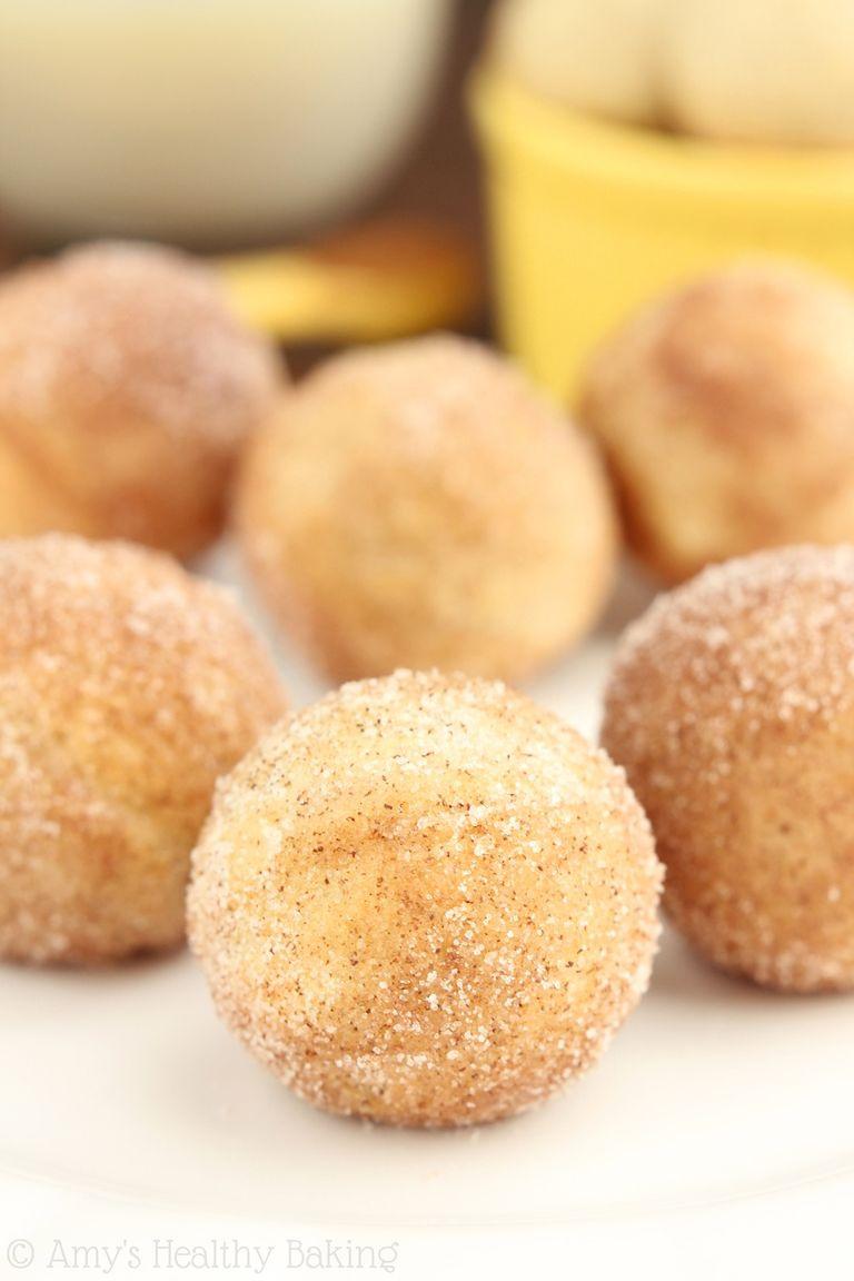 gluten free donut holtes