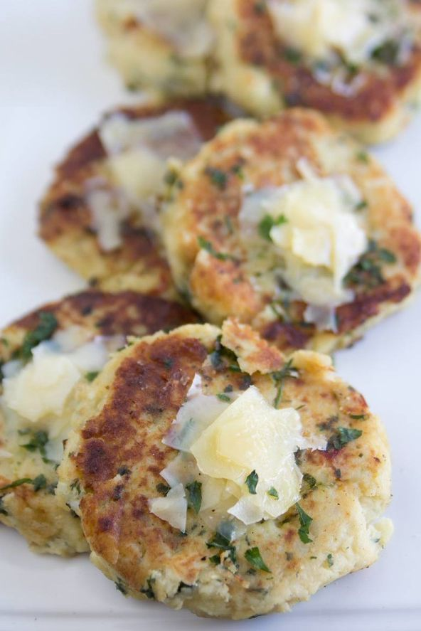 St. Patrick's Day Recipes - Potato Pancakes
