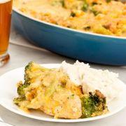 Cracker Barrel-Style Broccoli Cheddar Chicken