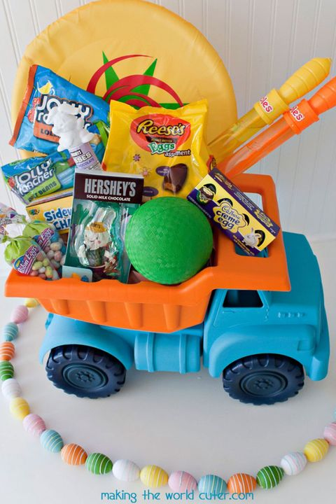 16 easter basket ideas for kids best easter gifts for babies easter basket ideas for kids negle Images