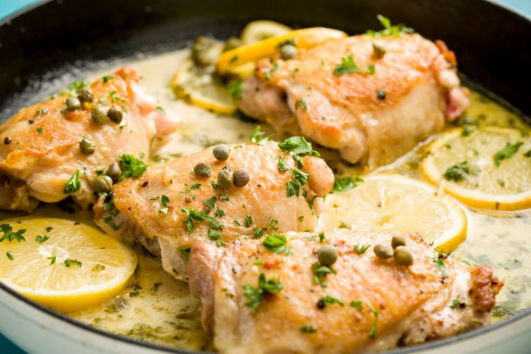 This 20-Minute Skillet Chicken Is Your New Go-To Weeknight Dinner